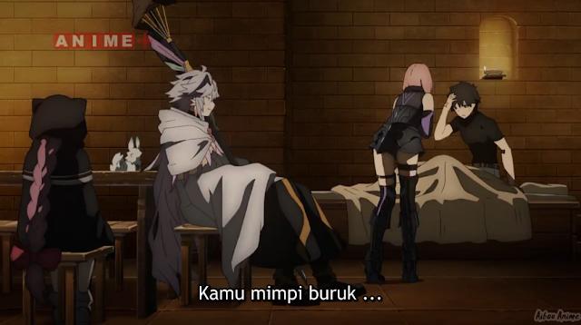 Fate/Grand Order: Zettai Majuu Sensen Babylonia Episode 07 Subtitle Indonesia