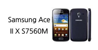 Samsung Ace II X S7560M