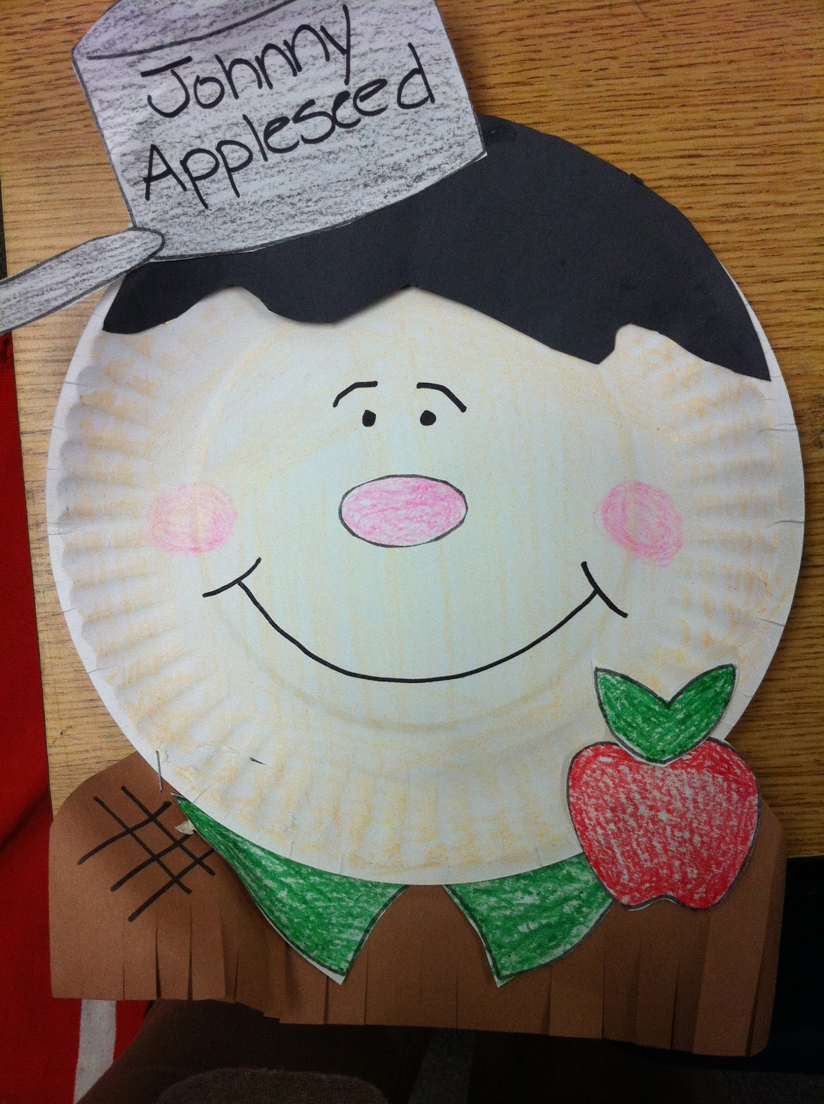 Freebie Johnny Appleseed The Lesson Plan Diva