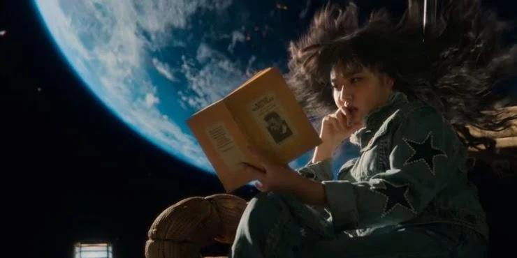 «Космические чистильщики» (2021) - разбор и объяснение сюжета и концовки, сцена после титров. Спойлеры! - 05