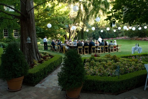 Awetya Images Planning An Outdoor Wedding Reception