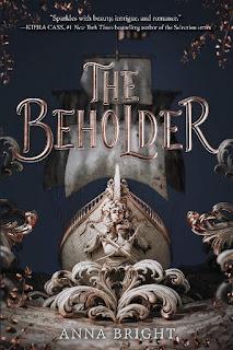 The beholder | The beholder #1 | Anna Bright | HarperTeen