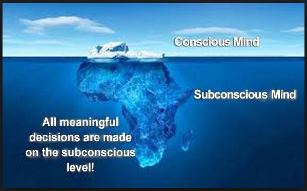 Rahasia Kekuatan Pikiran Bawah Sadar