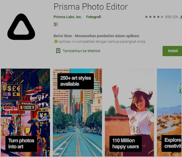 Download Prisma Photo Editor 3.2.7.427 Apk + MOD (Premium) Untuk Android 2