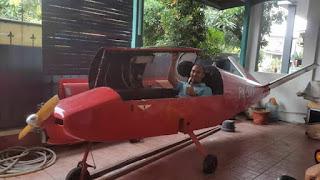 Dijual Pesawat Ringan Satu Awak