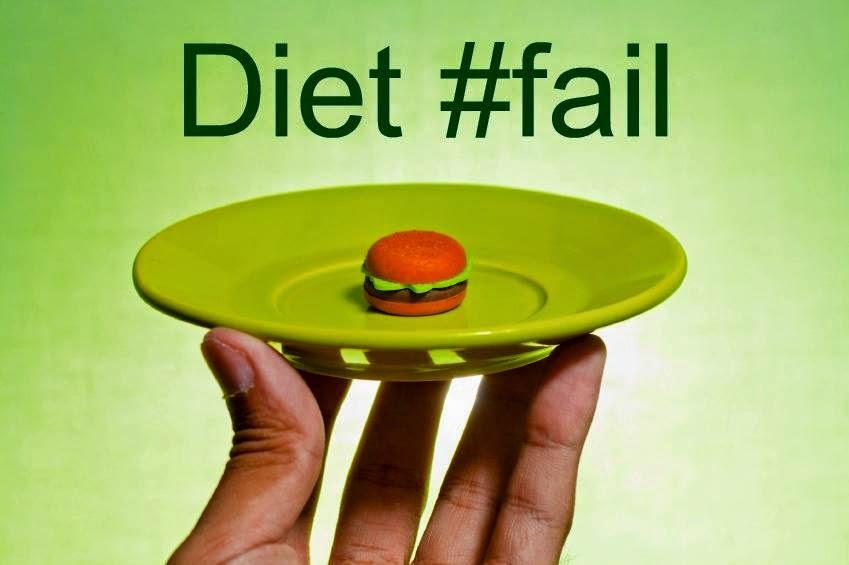 Berat Badan Tak Kunjung Turun? Mungkin Ini Alasan Diet Gagal