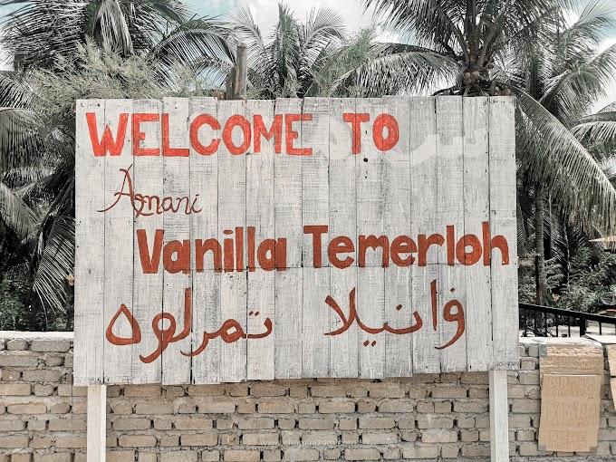 10 Perkara Tentang Aiskrim Vanilla Temerloh, Pahang