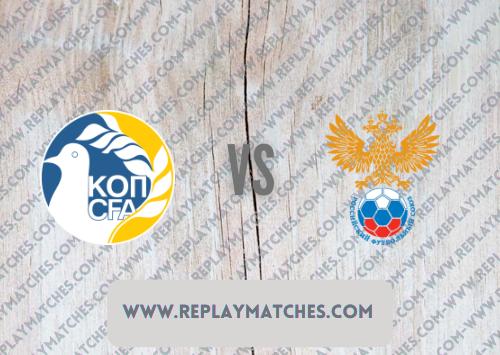 Cyprus vs Russia -Highlights 04 September 2021