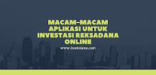Macam-Macam Aplikasi Untuk Investasi Reksadana Online