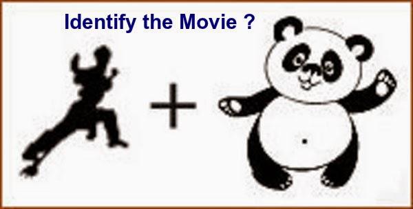 Easy Rebus Movie Puzzle