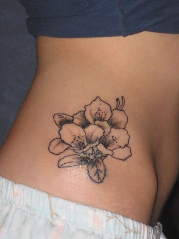 tattoo designs flower design flower tattoo 15