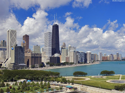 The Gold Coast Of Chicago Illinois Wonderful Atmosphere United States Hd Desktop Wallpaper