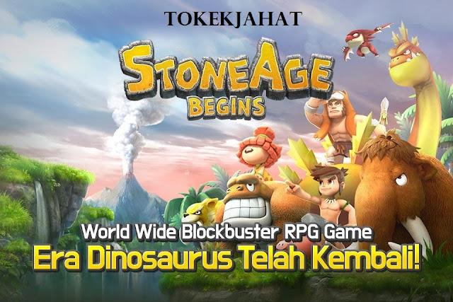 Stone Age Begins Game Mobile RPG Terbaru Buatan Netmarbel Yang Akan Segera di Rilis