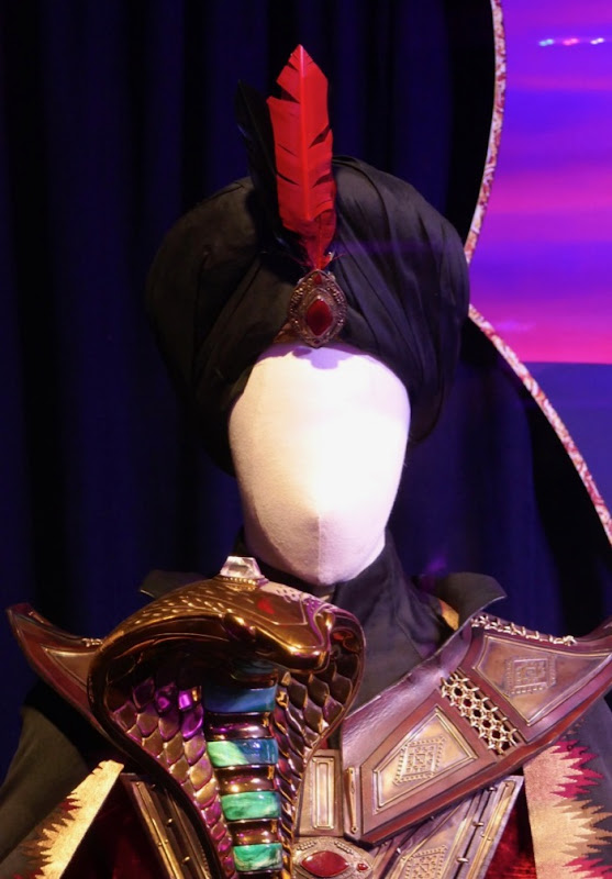 Aladdin Jafar movie costume headdress