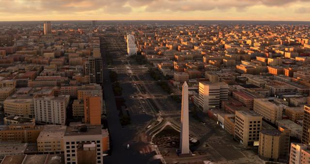 [MSFS] Buenos Aires Landmarks, Argentina