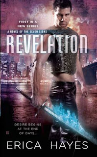 Interview with Erica Hayes, author of Revelation, and Giveaway
