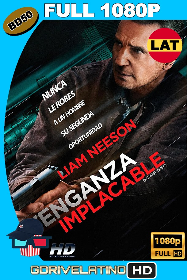 Venganza Implacable (2020) BD50 MX Full 1080p Latino-Ingles ISO