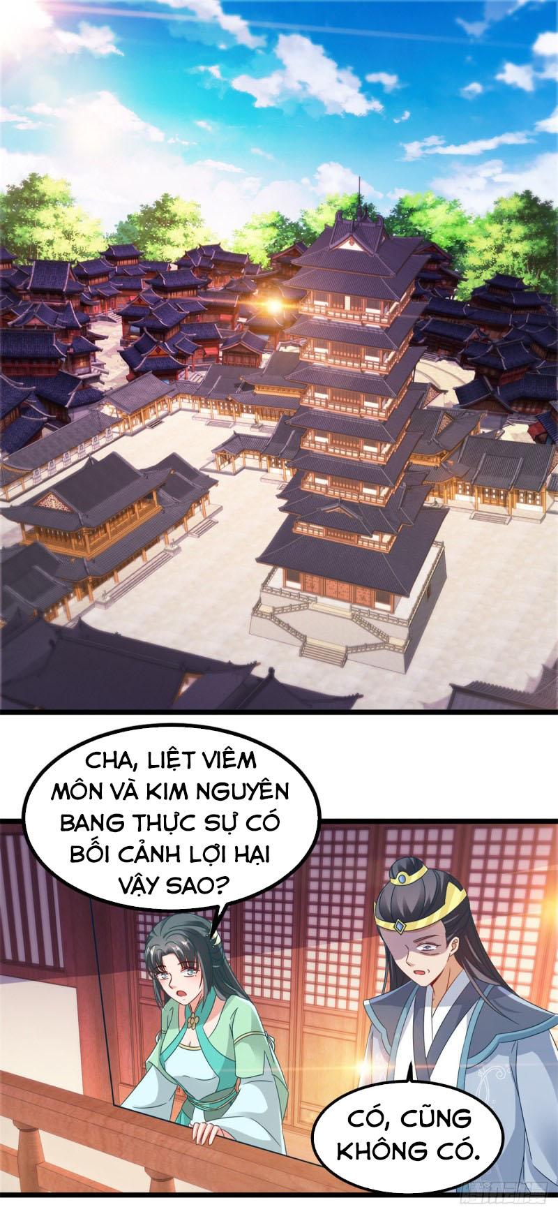 Thần Hồn Võ Đế chap 106 - Trang 22