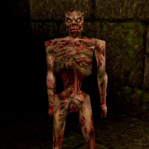 Quake Enemigos Zombie