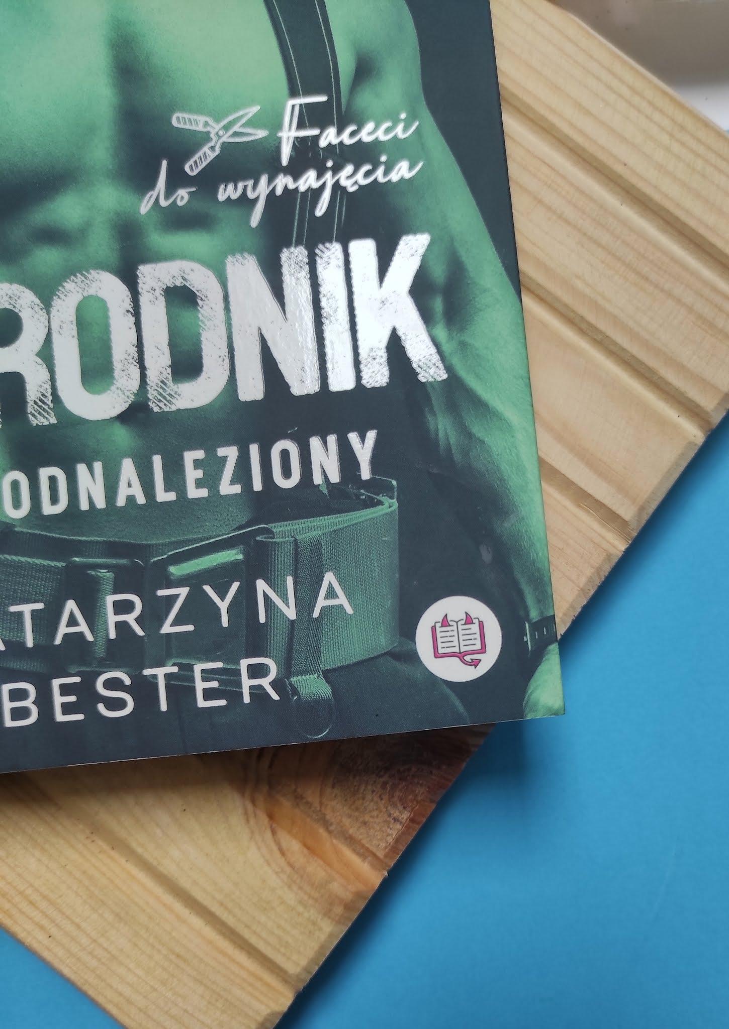 """""""Ogrodnik. Raj odnaleziony."""" Katarzyna Bester - recenzja - Tania Książka"""