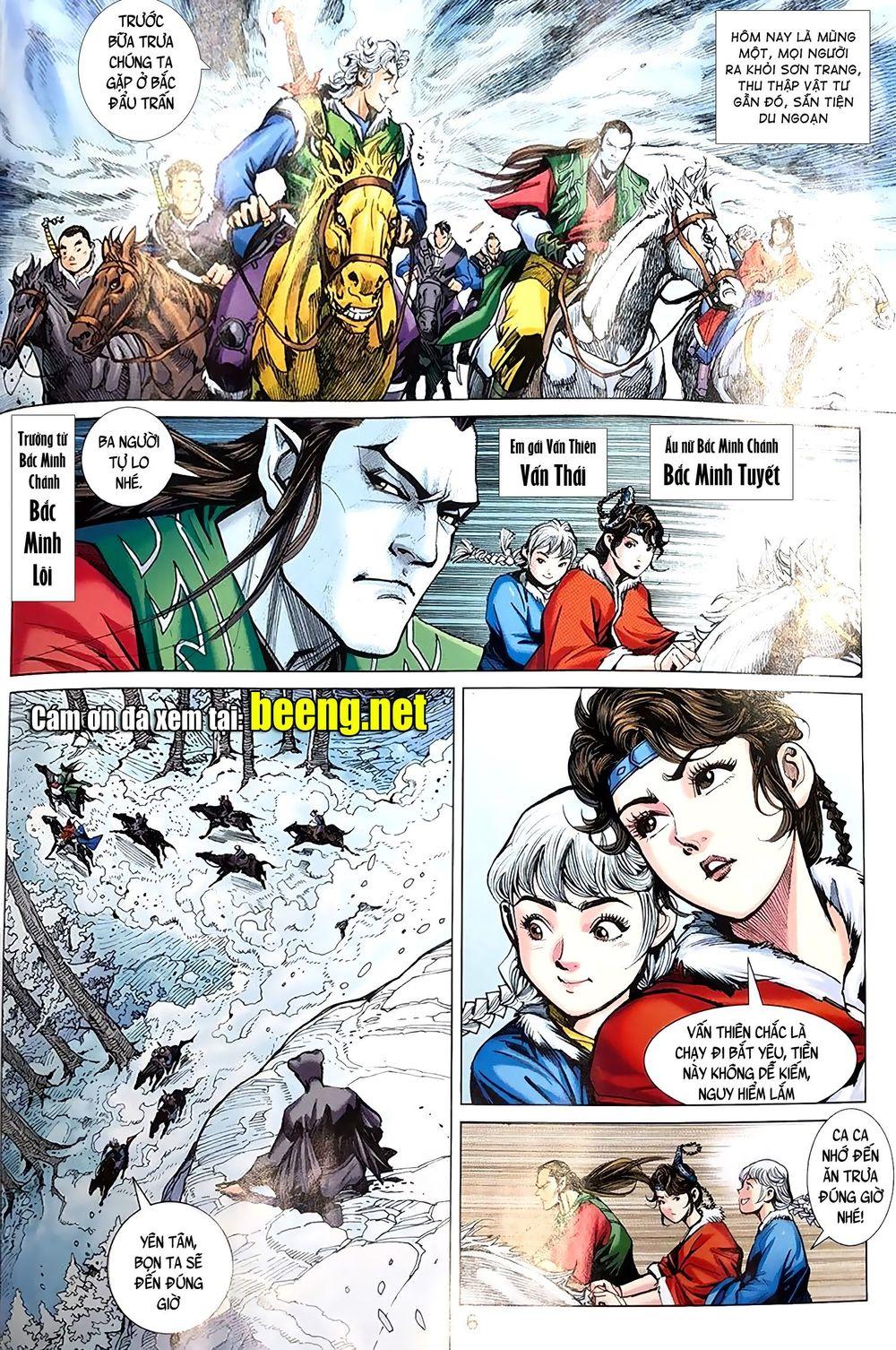 Thiên Yêu Huyền Kỳ  Chapter 0 - upload bởi truyensieuhay.com
