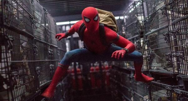 film terbaik 2017 spider-man: homecoming
