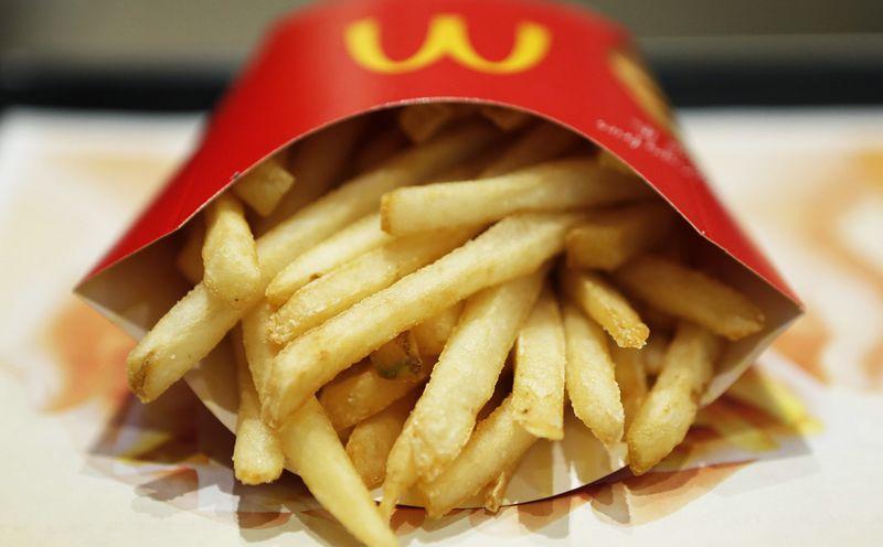 Kentang goreng McDonald's (beautynesia.id)