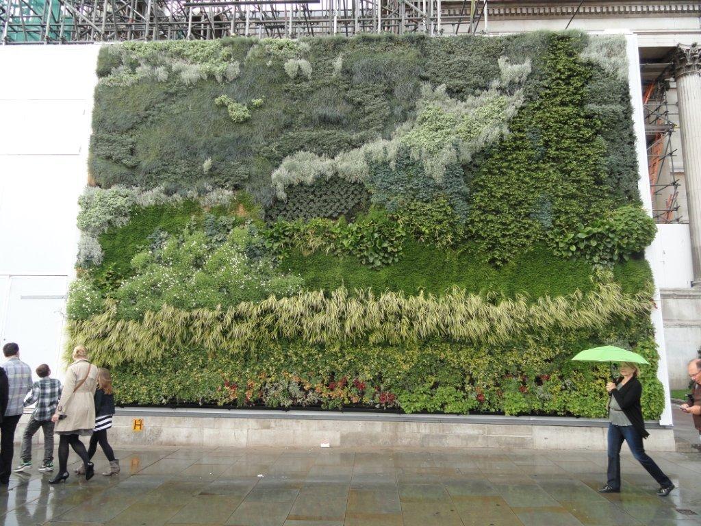 Europe Journal Green Wall Art