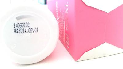 manufacturing date