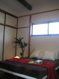 2階6帖の寝室