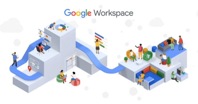 Transforming collaboration in Google Workspace