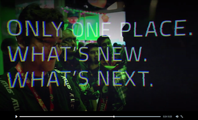 E3 2015 Only one place what's new next trailer video