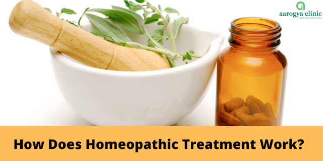 How does Homeopathic treatment work?