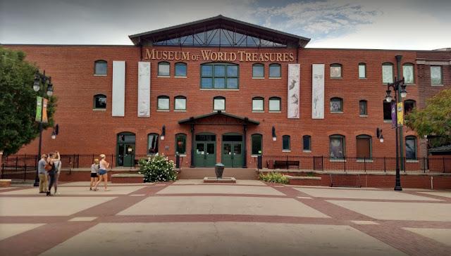 Wedding Venues Wichita Ks museum of world treasures wichita ks
