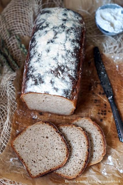 chleb, zakwas, maslanka, sniadanie, pieczywo, piekarnia, bernika, kulinarny pamietnik