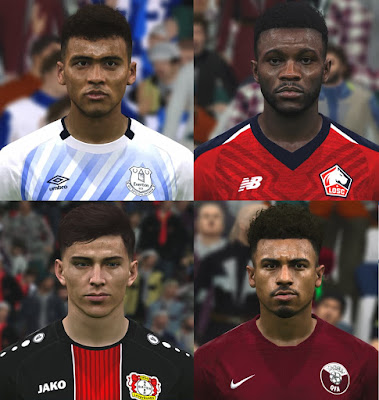PES 2017 Facepack June 2019 by ABW_FaceEdit