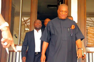 Former governor, Orji Uzor Kalu Arraigned in Court by EFCC for Stealing N5.6bn