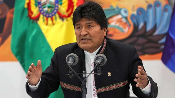 Golpe de Estado en Bolivia: Evo Morales dimite para preservar la paz en el país