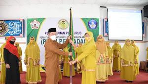 Bupati Aceh Tengah Drs. Shabela Abubakar Kukuhkan Puan Persada Periode 2020-2024 dan Beri Arahan