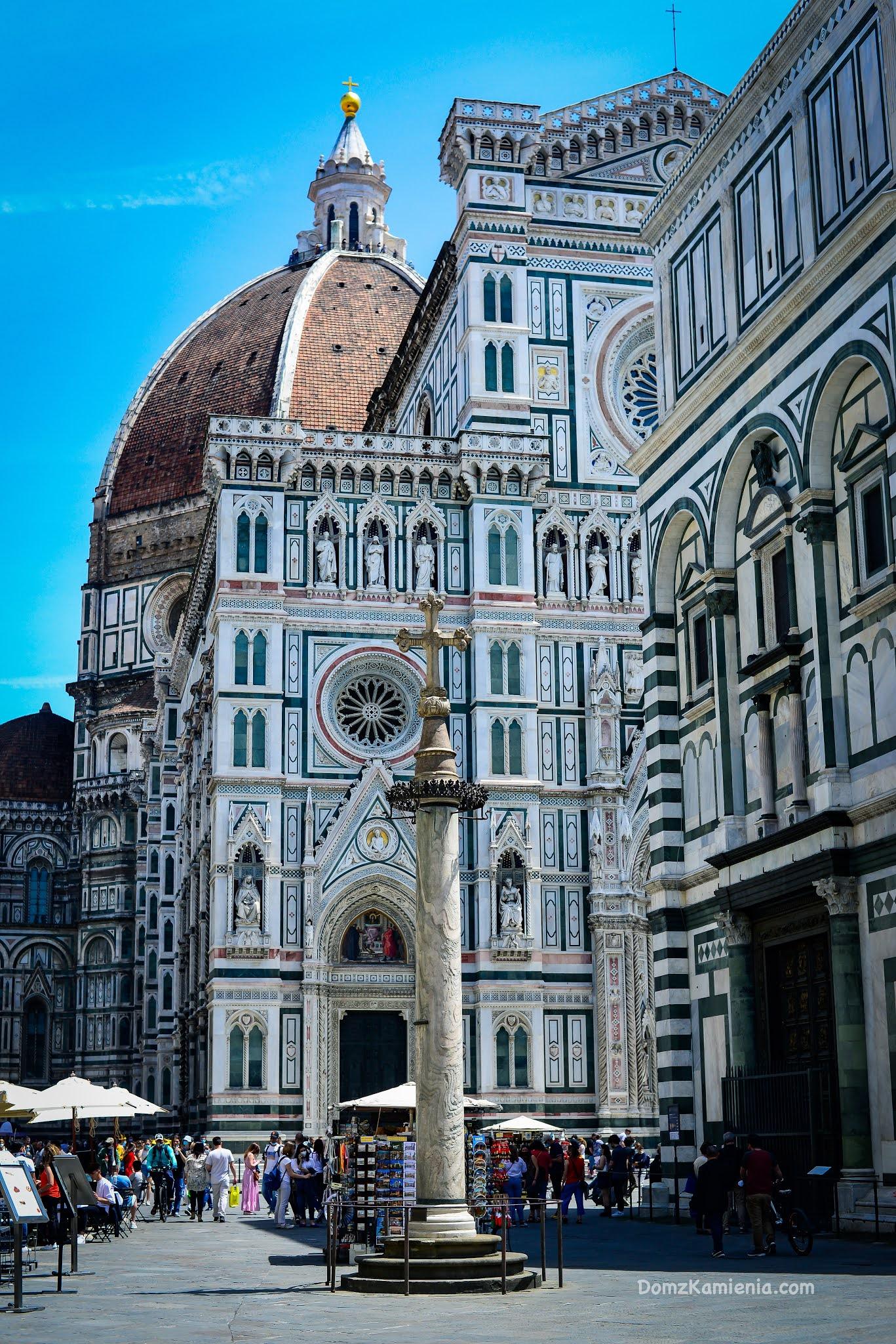 Dom z Kamienia, Sekrety Florencji Kasia Nowacka