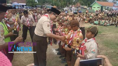 Pesta Siaga Kwaran Ranting Pituruh, Diikuti 41 SD/MI Kecamatan Pituruh