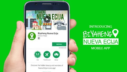 Biyaheng Nueva Ecija: The Mobile App