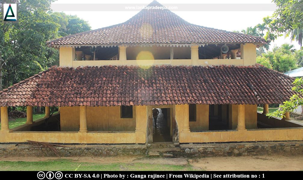 Dodantale Raja Maha Viharaya