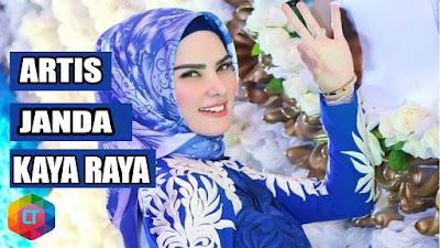 Deretan Artis Cantik Janda Kaya di Indonesia