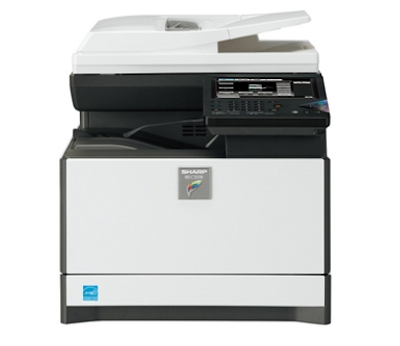 Lease characteristic tin dismiss erase all files on the difficult disk crusade Sharp MX-C301W Driver Downloads