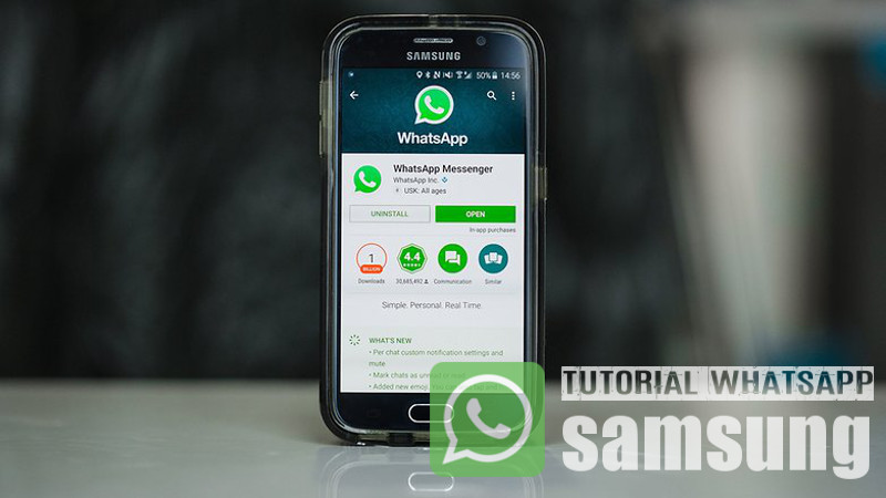 whatsapp gt-i5503