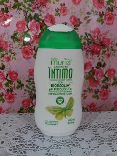 Sabonete Íntimo Nova Muriel-Herbal