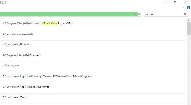 Cara Mencari File Lewat File Explorer