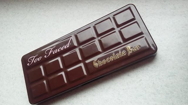Too Faced Chocolate Bar - moje przemyslenia!