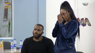 Erica Was Disqualified From Big Brother House